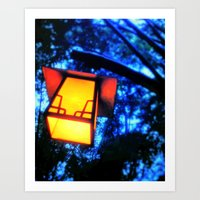 The Light At The End Art Print