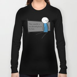 This World Long Sleeve T-shirt
