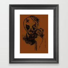 cradle life  Framed Art Print