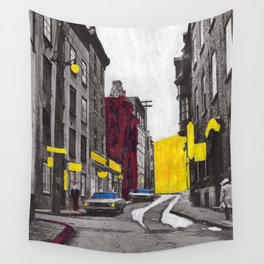 10th Street Wall Tapestry