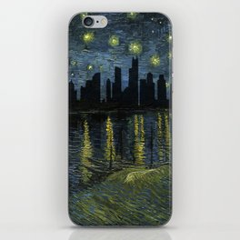 Chicago Skyline 13 iPhone Skin
