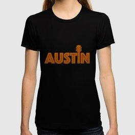 Retro Austin Texas T-shirt