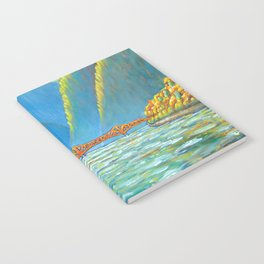 Nelson Lakeview Notebook