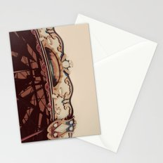 October Carousel Stationery Cards