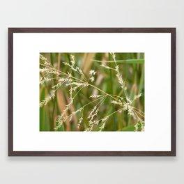 Simple Framed Art Print