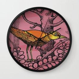 ORANGEBIRD Wall Clock