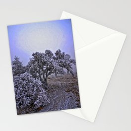 Cold Madrone Stationery Cards