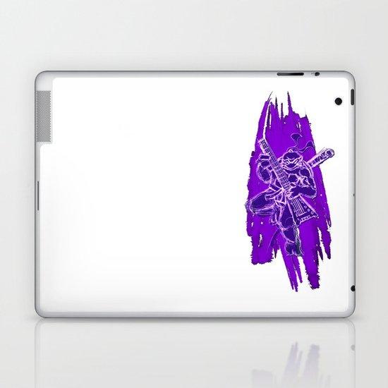 TMNT Rock: Don Laptop & iPad Skin