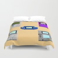 Love Of Convenience  Duvet Cover