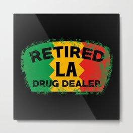 RDD L.A. Metal Print