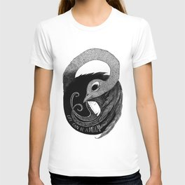 bird women 3 T-shirt
