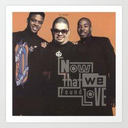 Heavy D & the Boyz - BLM - Hip Hop - Society6 - Dwight Arrington Myers kiiiu Art Print