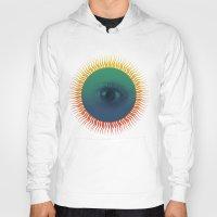 third eye Hoodies featuring Third Eye by ochre7