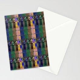 moje miasto_pattern no5 Stationery Cards