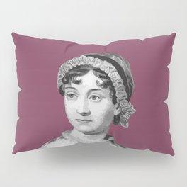 Authors - Jane Austen Pillow Sham