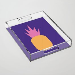 Pineapple Acrylic Tray