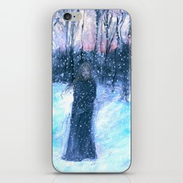 Peace in the Storm iPhone Skin