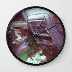 Aging Wall Clock