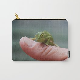Chameleon cuteness personified Carry-All Pouch