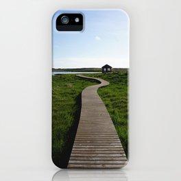 Icelandic Walk iPhone Case
