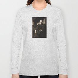 Portrait of Sndyers. Van Dyck Long Sleeve T-shirt