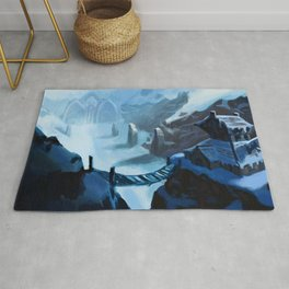 The Frozen Gate - Day Rug