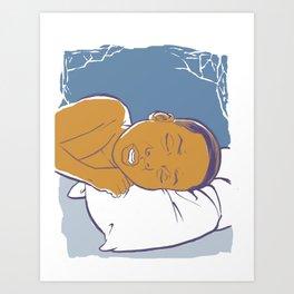 Dream A Beautiful Dream Art Print