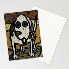 """Skippy visits Canyon lands Stationery Cards"