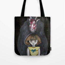 Fran Bow Tote Bag