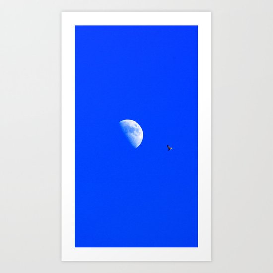 Flight of the Navigator Art Print