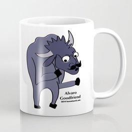 Alvaro Goodfriend  Coffee Mug