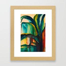 Euphoric Interlude Framed Art Print