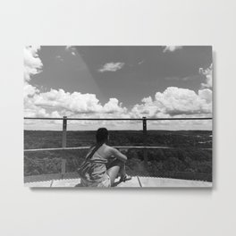 views Metal Print