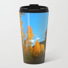 A Road Less Travelled Travel Mug