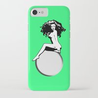 artrave iPhone & iPod Cases featuring artRAVE by Greg21