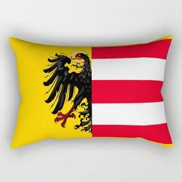 Flag of Nuremberg Nürnberg Rectangular Pillow