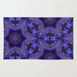 Purple Passion Pattern 13 Rug