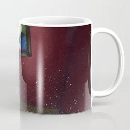 Silent Envy Coffee Mug