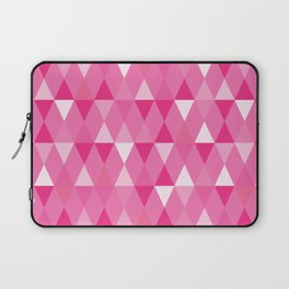 Harlequin Print Pinks Laptop Sleeve