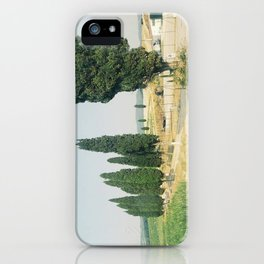 Tuscany Country iPhone Case