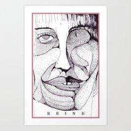 Reine Art Print