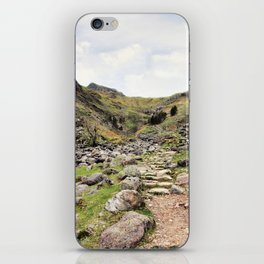 Stickle Tarn Hike iPhone Skin