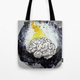 Grey Matters Tote Bag