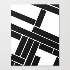 MAKES YOU GO AROUND Canvas Print