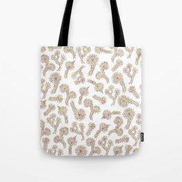 Joshua Tree Bricks by CREYES Tote Bag