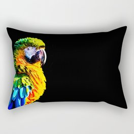 Macaw Rectangular Pillow