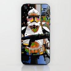 Funky Trooper iPhone & iPod Skin