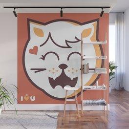 UNDO   ILU Pet Lover series [ dita ] Wall Mural