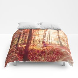 A Soul On Fire Comforters