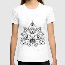 Boho Lotus T-shirt